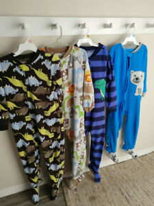 Carters 4T Boys Pyjamas