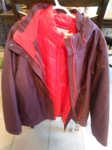 Womans winter jacket - 2xl