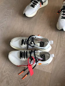 Off White Nike Zoom Fly