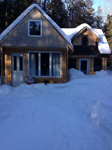 property with cabin on manitoulin island
