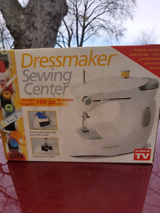 New in box  dressmaker sewing center