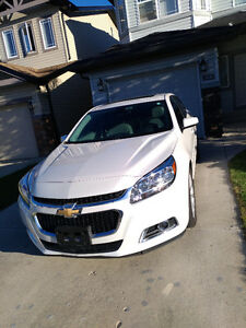 2015 Chevrolet Malibu LT Sedan, SUNROOF, BLUETOOTH, LEATHER