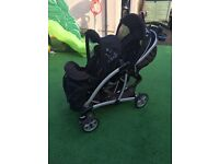 Graco double/tandem buggy