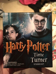 Harry Potter Time Turner and Horcrux Locket sticker kit