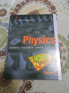 Physics by Resnick,Halliday,Krane 5th Edition