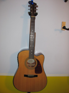 Fender DG20CE Acoustic/Electric Guitar