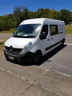 Renault master lwb 2016 Sunnybank Hills Brisbane South West Preview