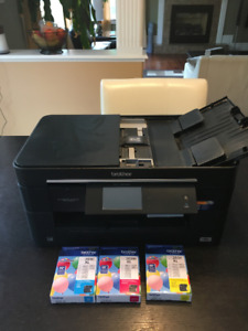 Brother MFC-J5620DW Wireless All-In-One Colour  Inkjet Printer