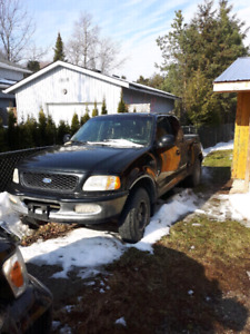 1997 Ford F-150 4X4
