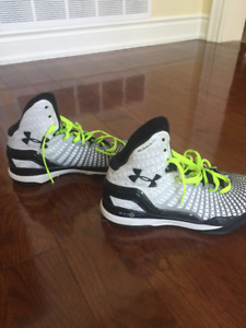 Under Armour Basketball Shoes.