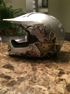 Kids' DOT Helmet - Quadding, Snowmobiling Helmet