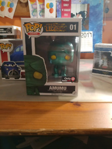 Selling pop collection