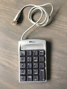 Targus Number External Key Pad with USB 2.0
