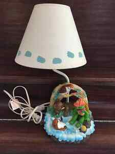 Child's Bedside Lamp- Franklin Characters