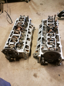 Ford Mustang 4.6l PI heads