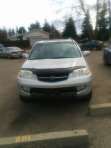 2001 Acura MDX Touring SUV, Crossover