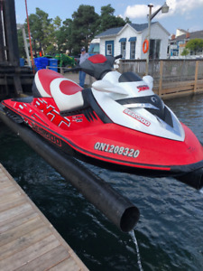 2008 Seadoo RXT in Great Condition with Trailer