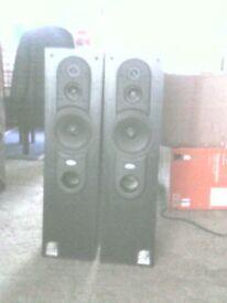 Eltax Silverstone Floor-standing Speakers