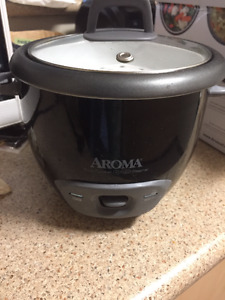 Aroma Rice Cooker (2-6 cups) for sale