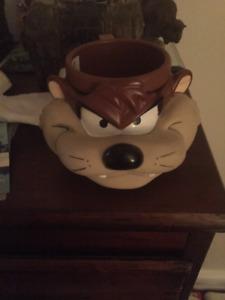 Looney Tunes Tazz Mug