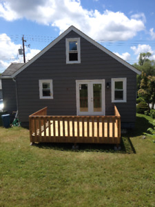 GREAT LITTLE HOUSE   for  RENT JULY 1