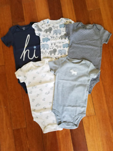 Brand New Carter's Onesies Size 24 Months