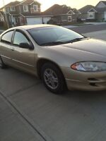 1999 dodge intrepid!!!! Awesome deal!!