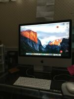"""Mint ! Imac 24"""", upgraded ! Fast and lots of memory!"""