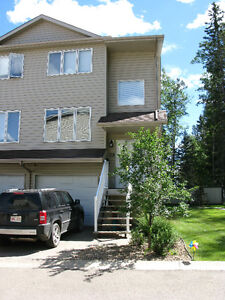 End Unit Townhouse for Rent - Available Immediately