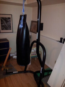 Heavy Punching Bag with Stand