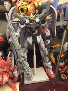 PG size Wing Gundam PAPER Model! Only 1 in Toronto!