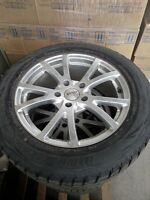 """18"""" Winter wheels and Tires"""
