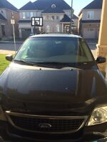 2002 Ford Windstar Fully loaded Limited edition