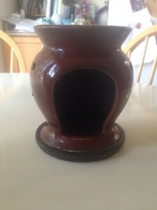Party lite tea light candle holder and essential oil burner Cambridge Kitchener Area image 2
