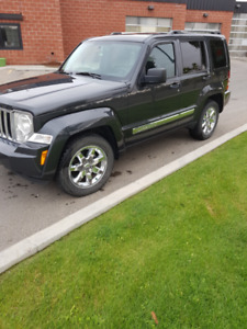JEEP 4X4 Liberty $14,995 - V6 - Flat Tow, excellent condition