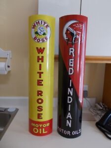 COIN RED INDIAN / WHITE ROSE