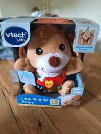 Vtech baby toy new BNIB singing puppy