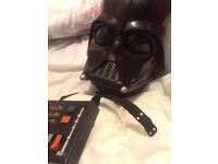Old death Vader helmet NEEDS TO BE GONE SOON!