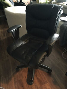 Bonded Leather Office Chair Kingston Kingston Area image 1