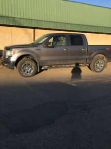 2010 F150 4x4 supercrew