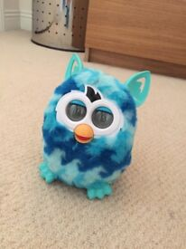 Furby Boom Blue WavesFurby Boom Blue Waves toy. In full working order. Excellent, as new condition.