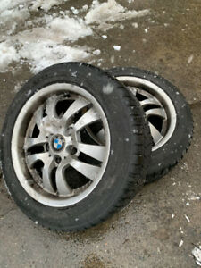 BMW WINTER TIRE