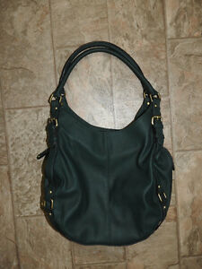 Dark green purse / handbag for sale!
