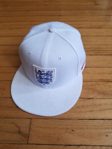 Nike England World Cup 2018 kids shorts and snap back cap