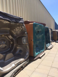 Used Hot Tub Sale - Too Many Instock and They Need To Go!