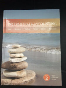 Intermediate Accounting Volume 2 Tenth Canadian Edition