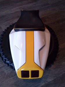 Ducati 748S Single Seat Tail Section OEM