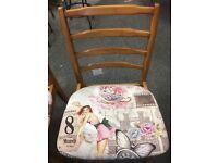 Retro dinning chair