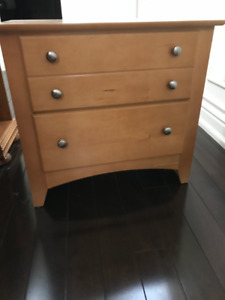 Nightstand/ Bedside Table Unit for Sale!