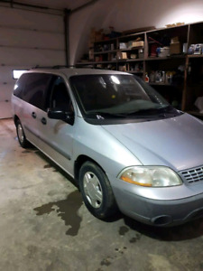 2002 Ford Windstar LX ONLY 120,000KM!!